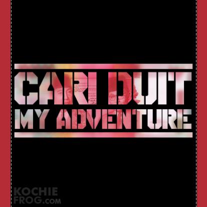 dp-bbm-cari-duit-my-adventure-lucu-kocak-gokil