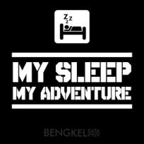 My sleep my adventure