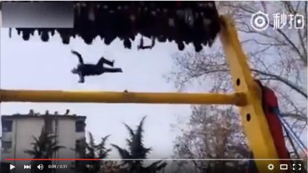 Salah satu potongan gambar dalam video tersebut