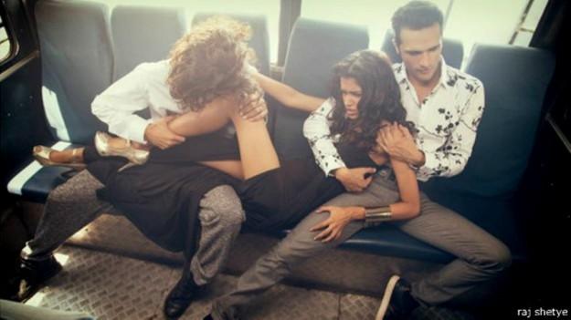 Kasus permerkosaan di bus