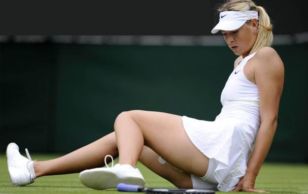 Maria Sharapova Nendang (6)