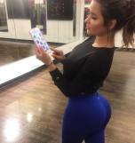 Anastasiya Kvitko Instagram