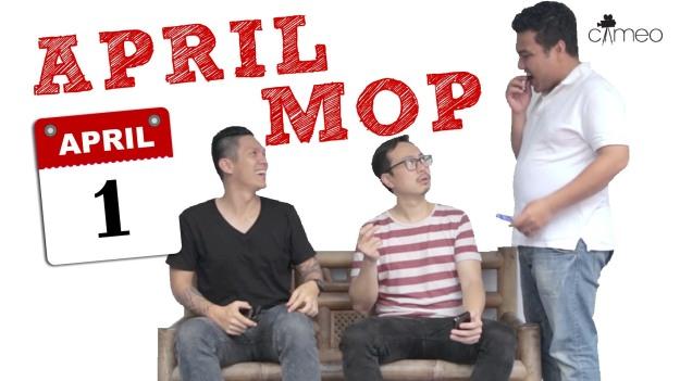 April Mop